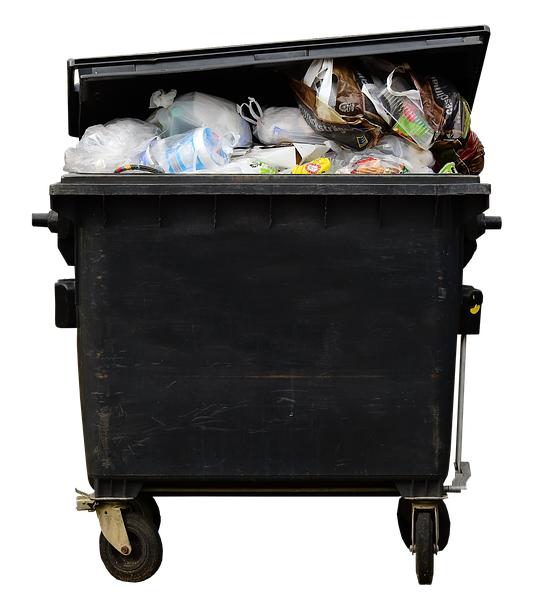 Zwykłe kosze na śmieci już wkrótce mogą być zastąpione nowoczesnymi urządzeniami