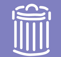 Pojemnik na śmieci
