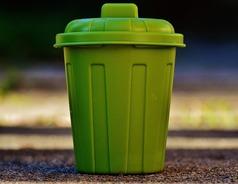 Pojemnik na śmieci i odpady