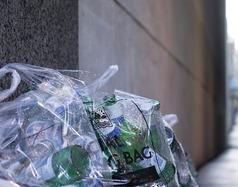 Segregacja śmieci - worki na śmieci