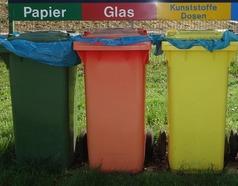 Worki na śmieci w polskich miastach