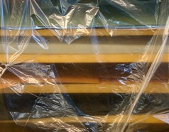 Folia do pakowania mebli