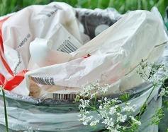 Torby foliowe jako worki na śmieci